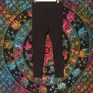 size small pink ultimate legging